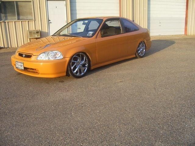 ELFs 1997 Honda Civic photo