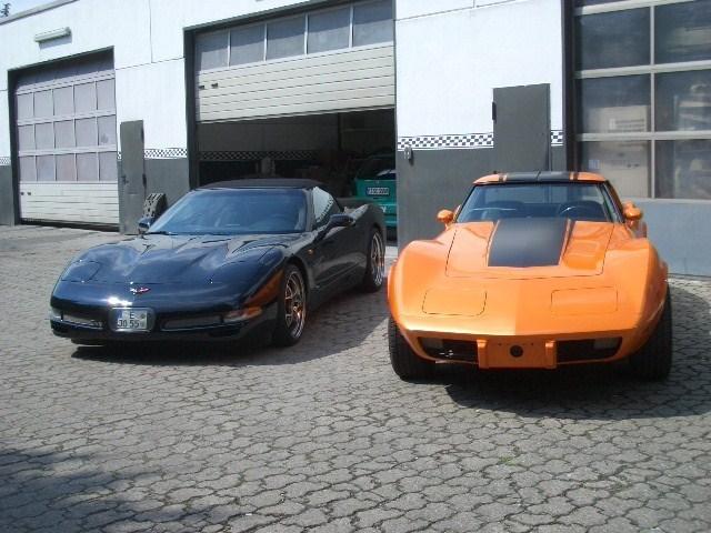 blacky00007s 1977 Chevy Corvette photo
