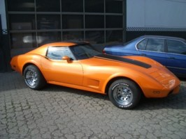 blacky00007s 1977 Chevy Corvette photo thumbnail
