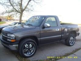 lugo06s 2000 Chevrolet Silverado photo thumbnail