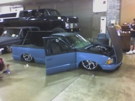 DFL8ABLs 1994 Chevy S-10 photo thumbnail