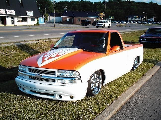 mikes_draggins 2003 Chevy S-10 photo