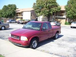 Bogies 1998 GMC Sonoma photo thumbnail