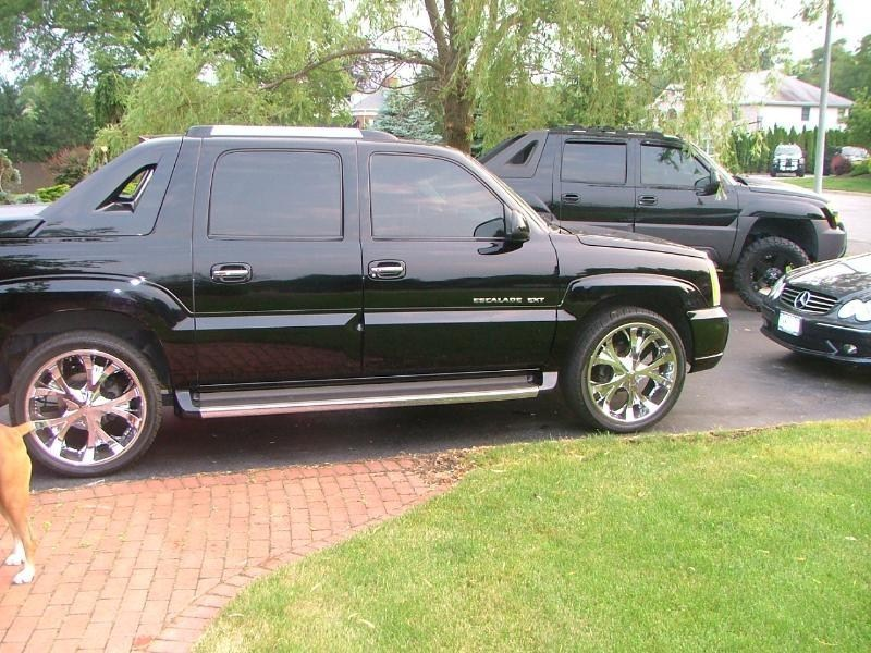 Blazzzeds 2003 Cadillac EXT photo