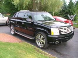 Blazzzeds 2003 Cadillac EXT photo thumbnail