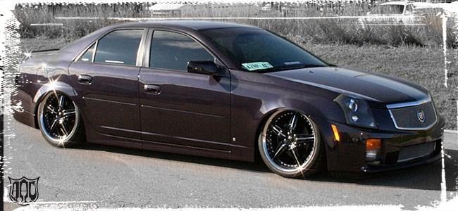 AlteredCTSs 2006 Cadillac CTS photo