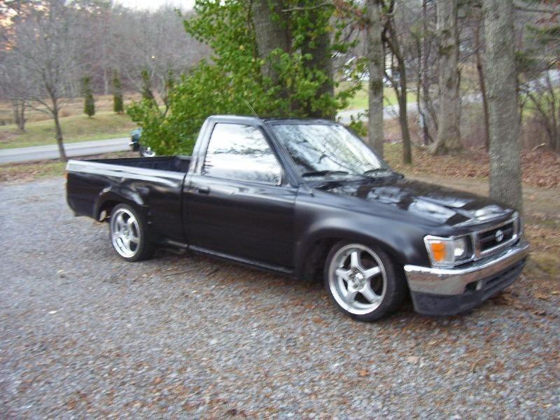 86pups 1991 Toyota 2wd Pickup photo