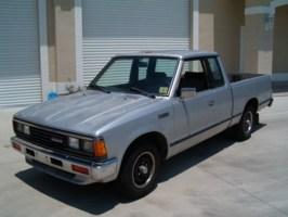 spraybombs 1985 Nissan  720 photo thumbnail