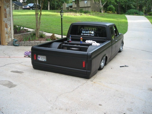 shavednbagged96s 1996 Ford F150-Supercab photo