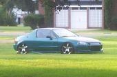 wmksols 1995 Honda Del Sol photo thumbnail