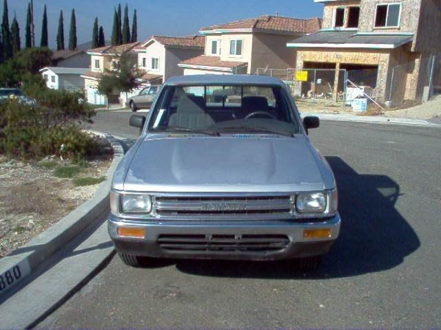dancs 1989 Toyota 2wd Pickup photo