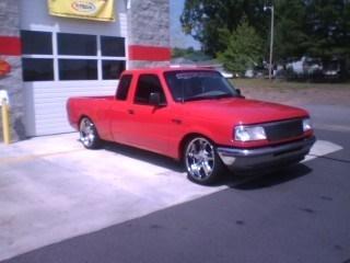 WickedRangers 1995 Ford Ranger photo