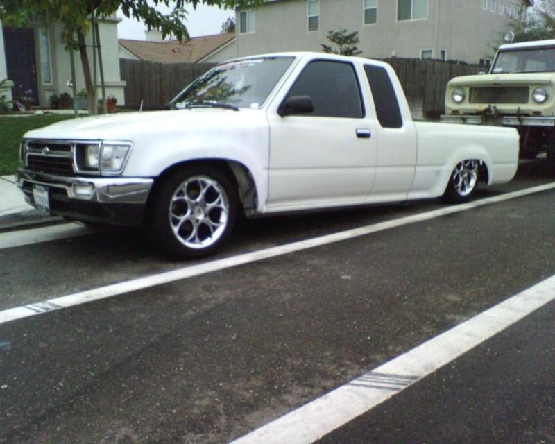 solowkustomz06s 1993 Toyota 2wd Pickup photo