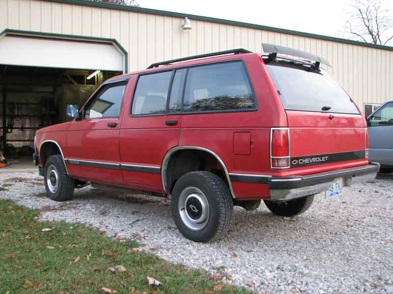 jerids 1992 Chevrolet Blazer photo