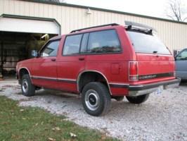 jerids 1992 Chevrolet Blazer photo thumbnail