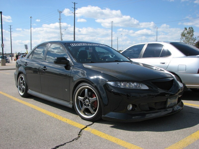 SlyckSyxs 2004 Mazda 6 photo