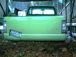 retrodrags 1988 Chevy S-10 photo thumbnail