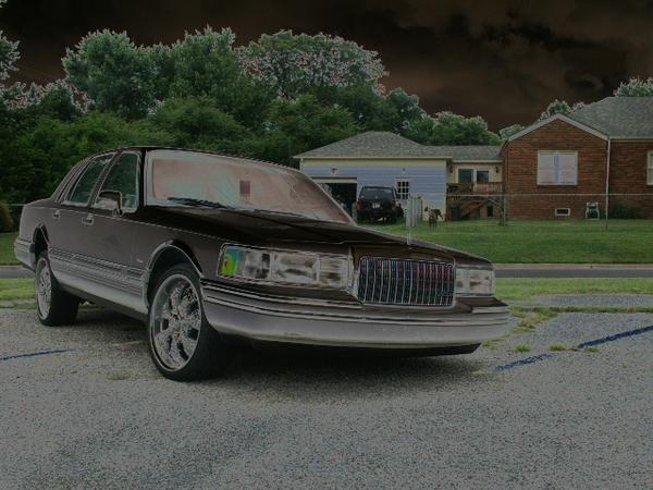 crumps 1993 Lincoln Town Car photo