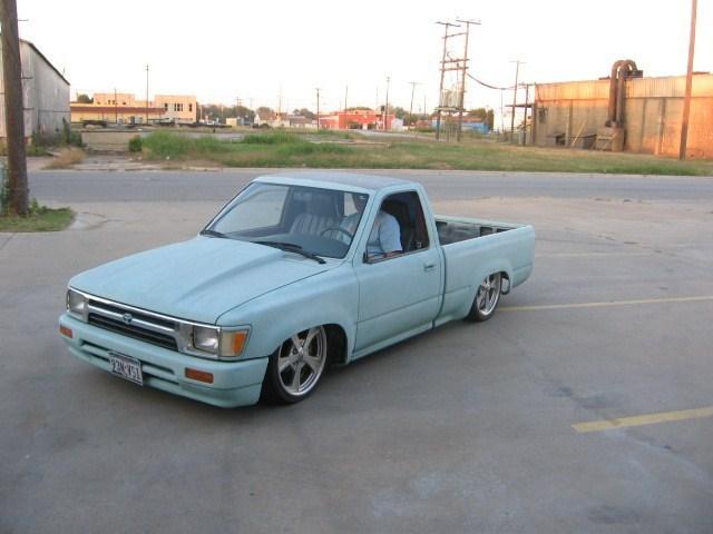 TEEBAGGINNNs 1994 Toyota 2wd Pickup photo