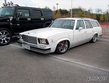 xavi gils 1979 Chevy Malibu Wagon  photo