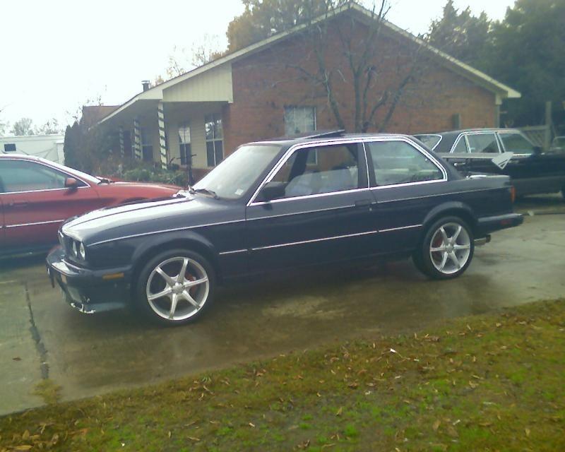 dakids 1987 BMW 3 Series photo