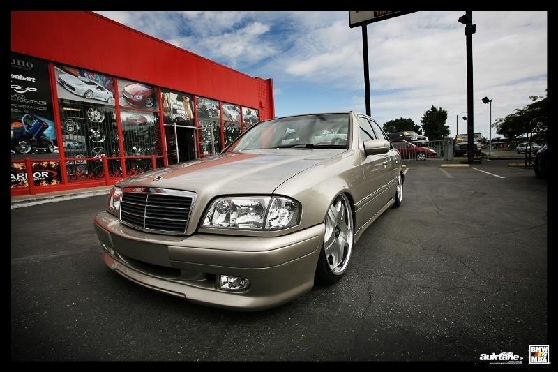 Juiced202s 1998 Mercedes Benz C230 photo