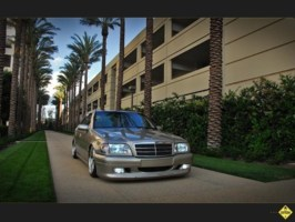 Juiced202s 1998 Mercedes Benz C230 photo thumbnail