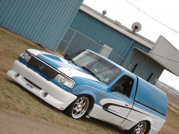 chriscs 1993 Ford Ranger photo
