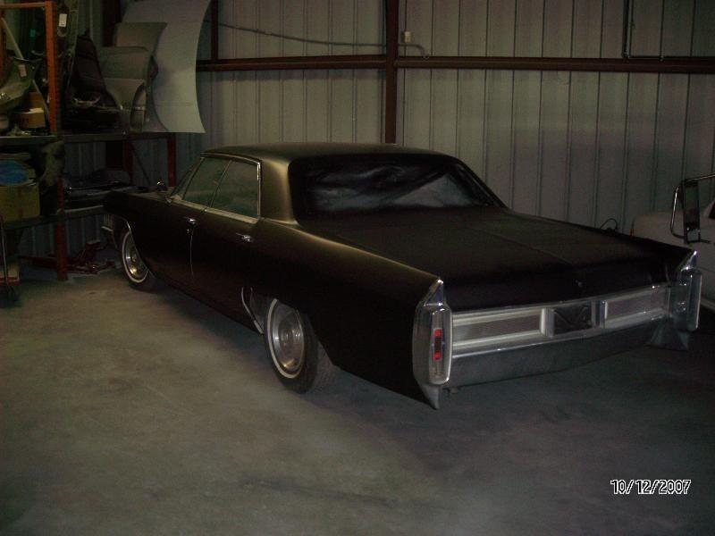 steelnutz91toys 1965 Cadillac Sedan De Ville photo