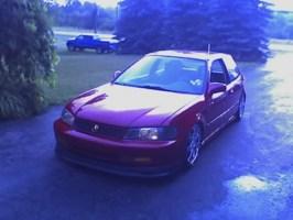Incagnitos 1996 Honda Civic Hatchback photo thumbnail