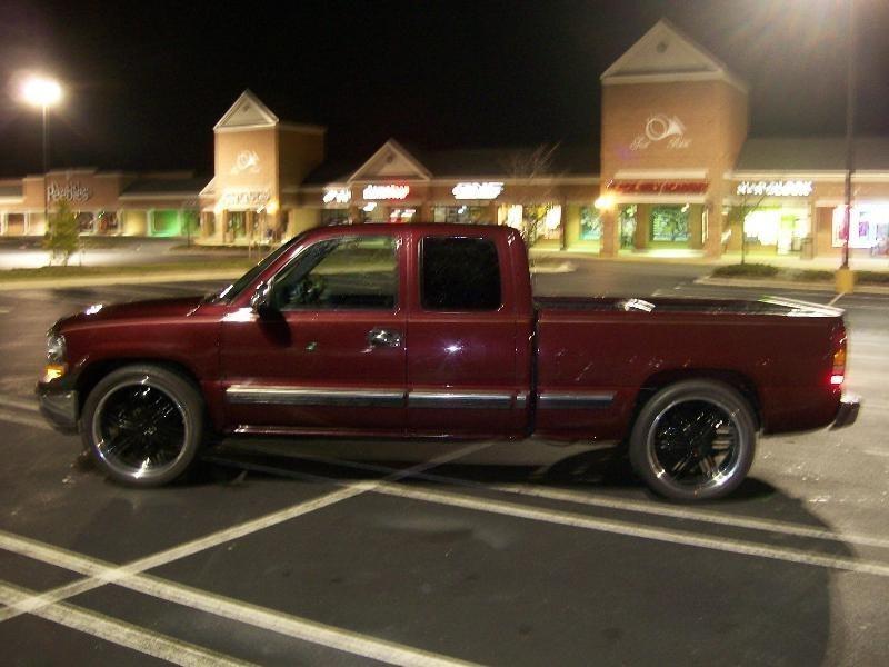 slamedsierras 2001 Chevrolet Silverado photo
