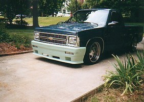 FADE2BLK94s 1992 Chevy S-10 photo thumbnail