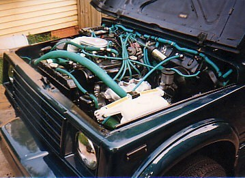 FADE2BLK94s 1987 Suzuki Samurai photo