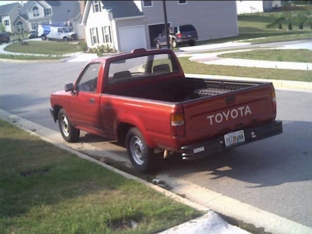 minidragns 1994 Toyota 2wd Pickup photo