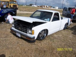 higgiec1085s 1989 Chevy S-10 photo thumbnail