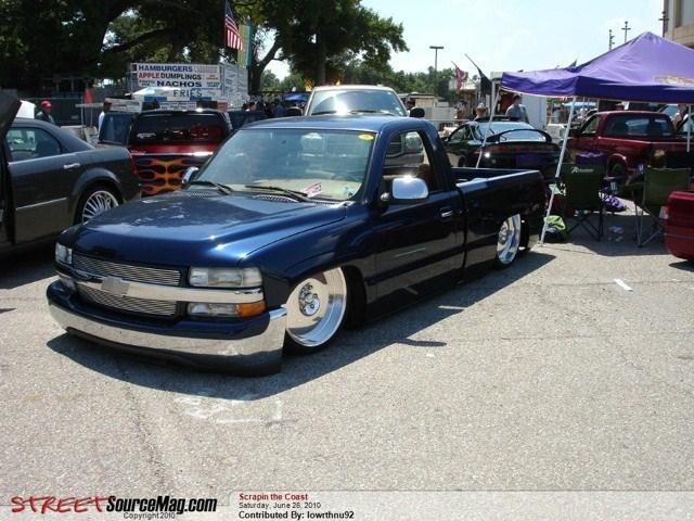 dcapellos 2000 Chevrolet Silverado photo