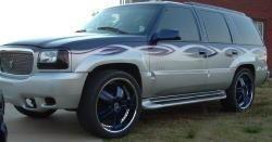 yumuggns 1999 Cadillac Escalade photo