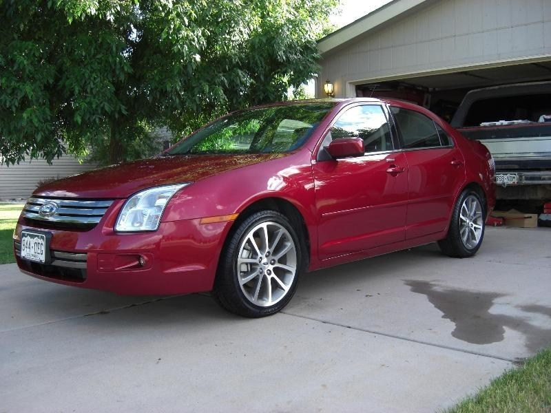 RedFord55s 2008 Ford Fusion photo