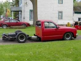 Talontid21s 1993 Chevy S-10 photo thumbnail