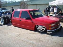 LittleShopLackeys 1994 Chevy Crew Cab Dually photo thumbnail