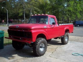 nvrdoned50s 1964 Ford F100 photo thumbnail