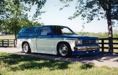 TakeNotess 1987 Chevy S-10 photo