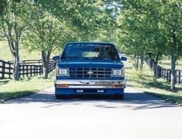 TakeNotess 1987 Chevy S-10 photo thumbnail