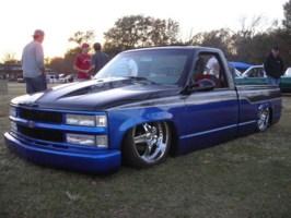 tucn1tons 1992 Chevy C/K 1500 photo thumbnail
