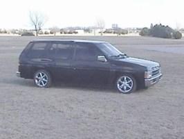 95_nissan_dudes 1995 Nissan pathfinder photo thumbnail