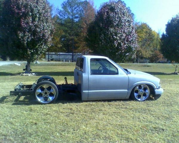 Minedragsdailys 1998 Chevy S-10 photo