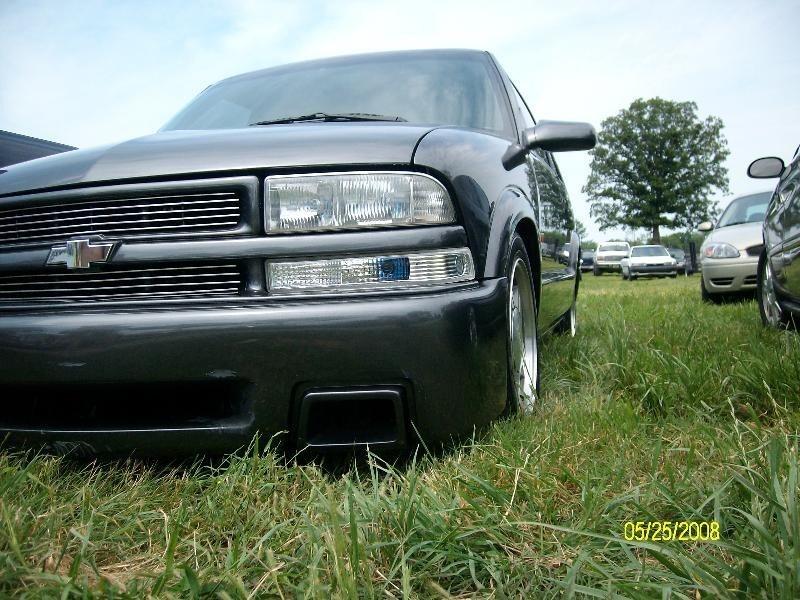 Drag2blazes 1995 Chevrolet Blazer photo