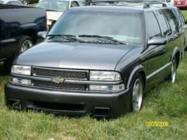 Drag2blazes 1995 Chevrolet Blazer photo thumbnail