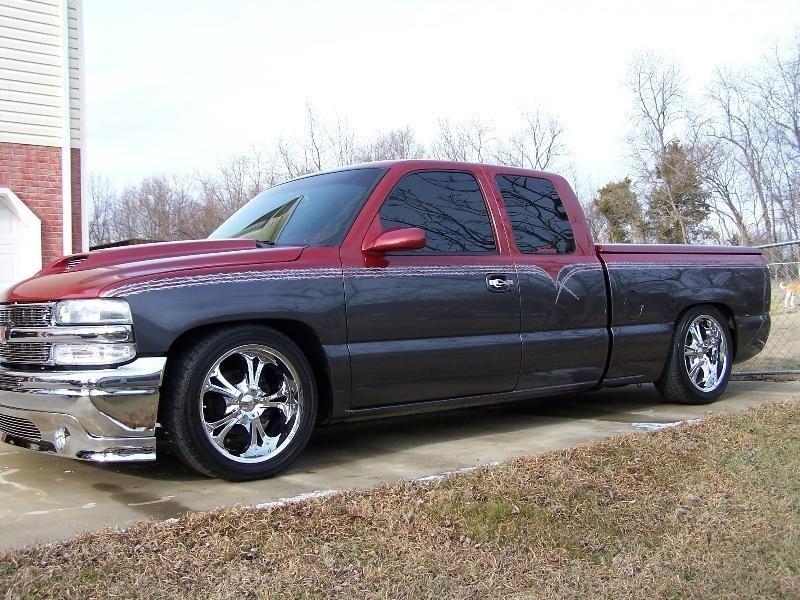 MRLOWEs 1999 Chevrolet Silverado photo