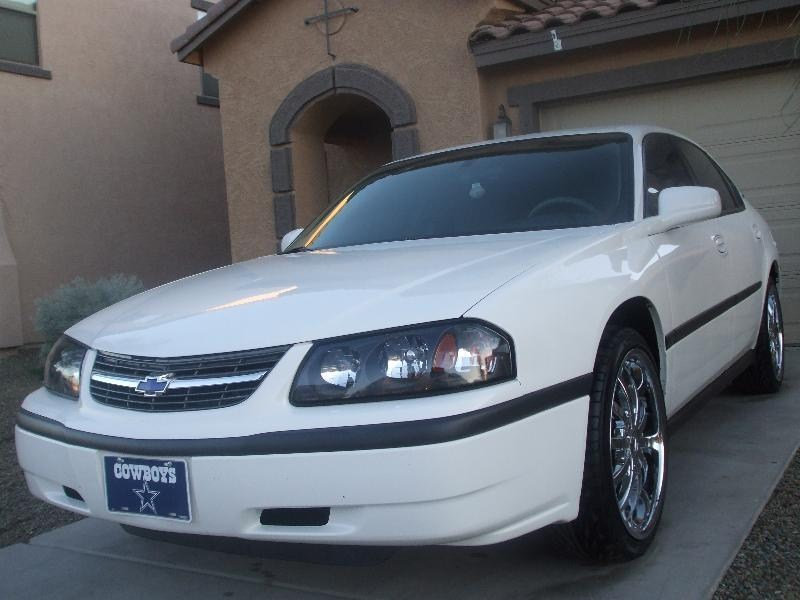 CowboyBlues 2004 Chevy Impala photo